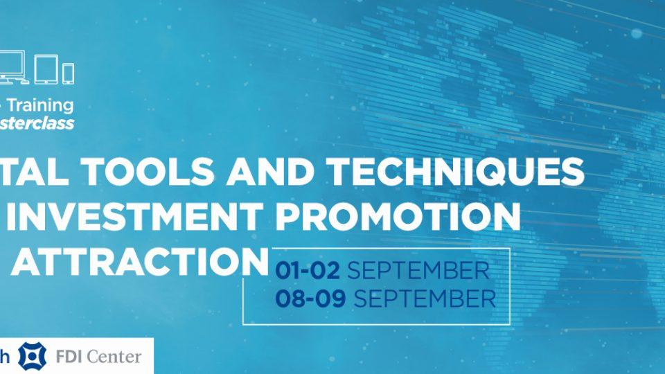 FDI Excellence Training Digital Tools